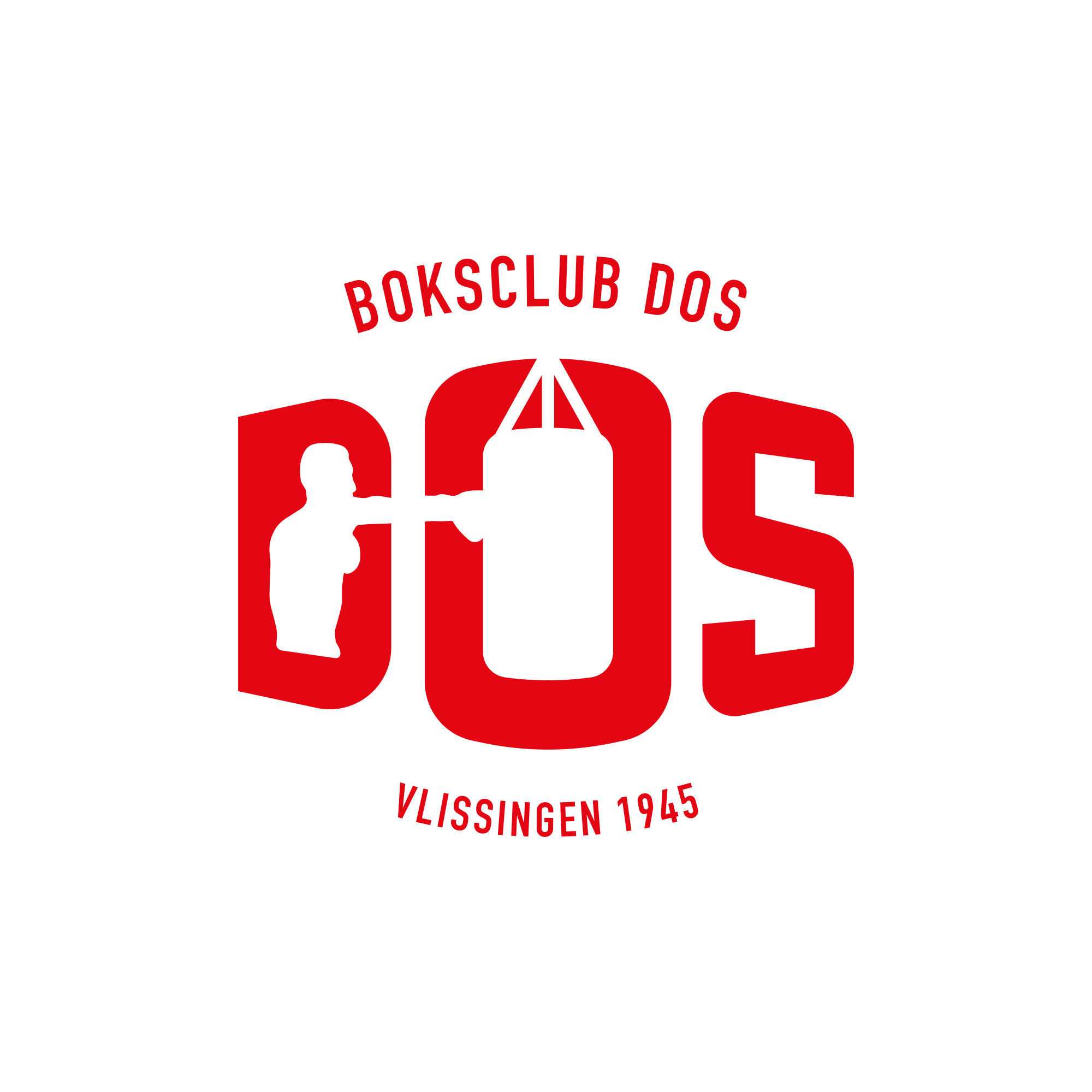 Boksclub DOS logo nieuw
