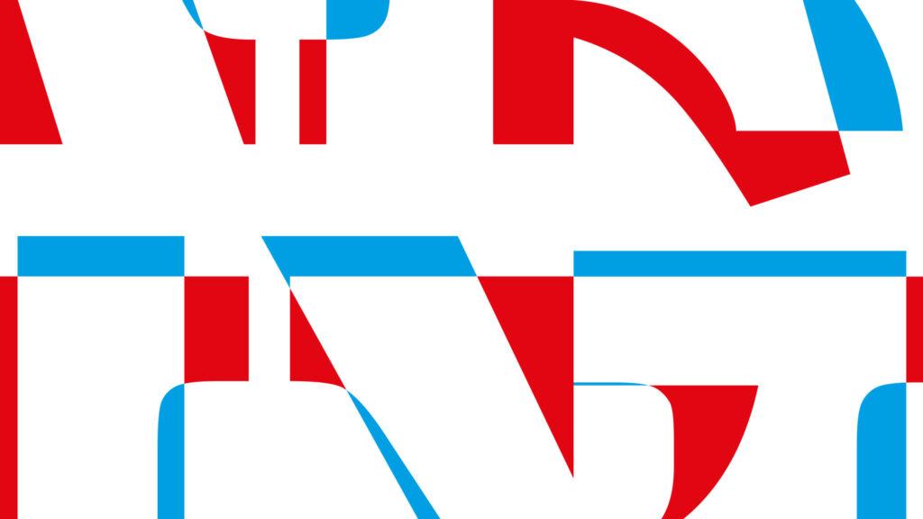 Typografie poster detail